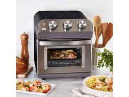 DASH 1450-Watt 10-Liter Air Fryer Oven Stainless