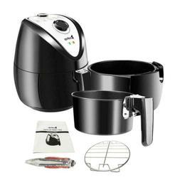1500W 2.85QT 2.7L Electric Air Fryer Digital Cooking Healthy