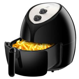1800W Electric Air Deep Fryer with Removable Dishwasher Safe