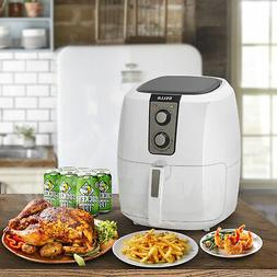 DELLA 1800W XL Electric Air Fryer Cooker Air Circulation Sys