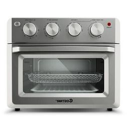 19 QT 7-in-1 Air Fryer Toaster Oven Dehydrate Convection Ove