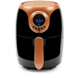 Copper Chef 2 qt. Power AirFrye -Black - Free Shipping