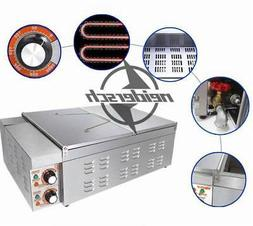 220V 42L Single Cylinder Electric Deep Fryer Frying Oven For