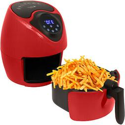 Deco Chef 3.7QT Air Fryer Electric Digital for Quick Oil Fre