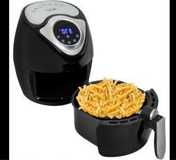 Deco Chef 3.7QT Air Fryer Electric Digital for Quick Oil Fre