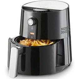 3 Quart Electric Hot Air Fryer, Oil Free Healthier Alternati