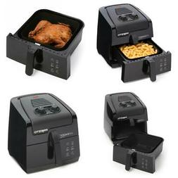 4.2 Qt Electric Air Fryer Kitchen Appliance Adjustable Therm