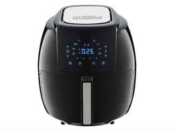GoWISE USA® 5.8 qt. Air Fryer with 6-Piece Accessory Set in