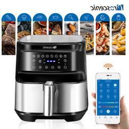 Proscenic 5.8QT Alexa Air Fryer 1700W LED Electric Hot Oven
