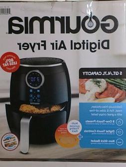 Gourmia 5 Qt Digital Air Fryer Model GAF575- New