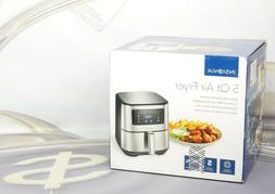 Insignia 5 QT Digital Air Fryer Stainless Steel NS-AF53DSS0
