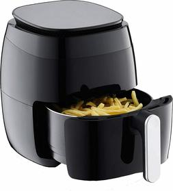 GoWISE USA  5-Quart Air Fryer Kitchen  8 Cooking Presets and