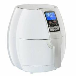 ZENY 8-in-1 3.7 Quart Programmable Electric Air Fryer 1500W