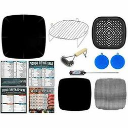 Air Deep Fryer Parts & Accessories  - Grilling Tools With Pa