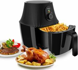 Air Fryer 2.6 QT Electric Hot Air Fryers Cooker with Timer K