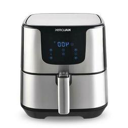 KALORIK Air Fryer 3.5 Qt. Dishwasher Safe Digital Temperatur