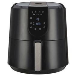 Emerald Air Fryer 5.2 Liter Capacity w/ Digital LED Touch Di