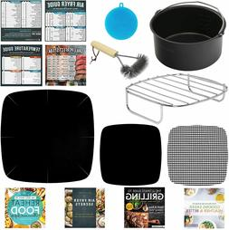 Air Fryer Accessories Compatible with Ninja NuWave Philips D