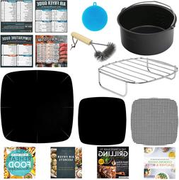 Air Fryer Accessories Compatible with Ninja, Bella, GoWise,