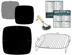 Air Fryer Accessories Compatible With Ninja, Nuwave, Emeril