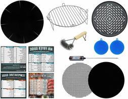 Air Fryer Accessories Compatible with Ninja Ultrean Zokop Co