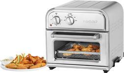 Cuisinart Air Fryer AFR-25, Stainless Steel, 2.5 lb Capacity