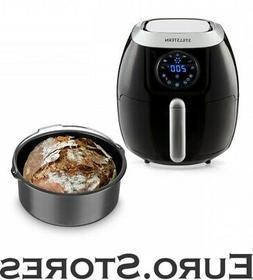 Stillstern Air Fryer Deep Fryer Grill Function Bread Fat Fre