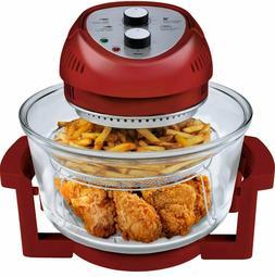 Air Fryer Oil Less Healthy 1300W XL Capacity 16-Quart + Cook