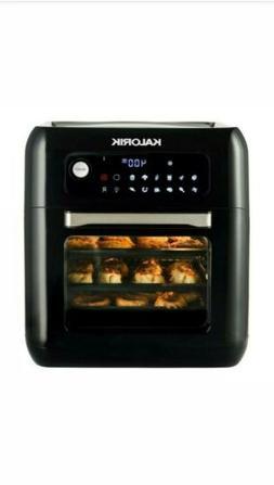 Kalorik Air Fryer Oven 6 qt. 13-Smart Preset Automatic Shut-