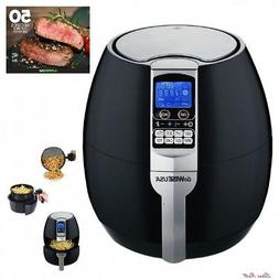 Air Fryer Pot Toaster Oven Grill Electric Power Small Kitche