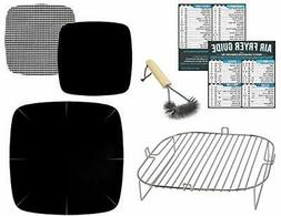 Air Fryer Rack Accessories Compatible with Gourmia, Instant