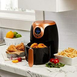 Copper chef airfryer 2qt  - Digital SMART Airfryer With RAPI