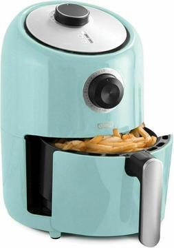 Dash  Compact Air Fryer Oven Cooker with Temperature Aqua