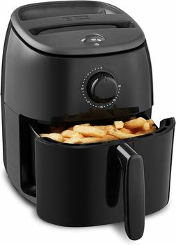 Dash DCAF200GBBK02 Tasti Crisp Electric Air Fryer Oven Cooke