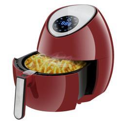 Digital Deep Air Fryer 1500W Rapid Heat Technology Touch Scr