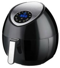 Digital Deep Air Fryer Customized Preset & Pause Function Ti