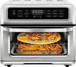 CHEFMAN - ChefmanDual-Function Air Fryer + Toaster Oven Comb