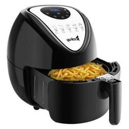 1800W Electric Air Fryer Temperature Control Timer Capacity