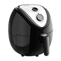 7.4QT Electric No Oil Air Fryer Calorie Reducer Temperature