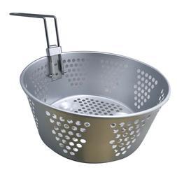 "Fryer Basket for Pots & Pans 8.25"" + Foldable Handle: Kettle"