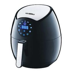 GoWISE USA GW22621 3.7-Quart 7-in-1 Programmable Air Fryer w