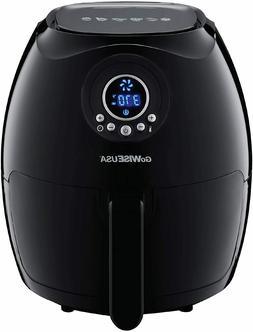 GoWISE USA GW22932 3.7 Quart Digital Air Fryer - Black