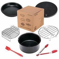 Hot Deep Fryer Parts & Accessories Air Accessories, 7 PCS Ai