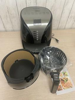 Habor IKICH Air Fryer, 4.2 Quart Air Fryer With Free Shippin