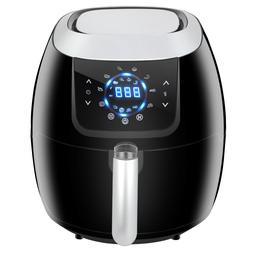 Deep Fryer Electric Digital Air Fryer Temperature Control To