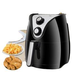 Kitchen Healthy Appliance Deep Air Fryer Touch Screen Temper