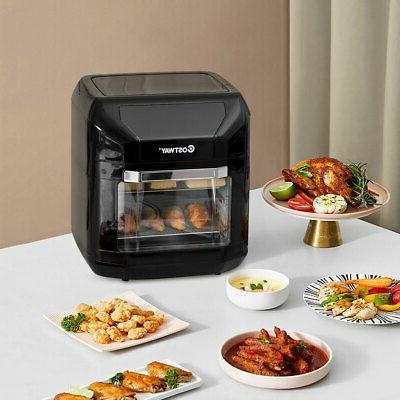 10.6 Quart Air Oven 7 1