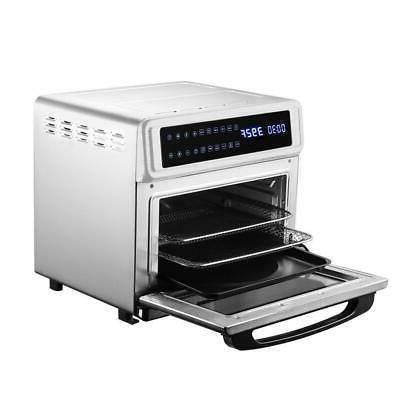 Zokop Toaster Oven Convection Roaster Rotisserie &