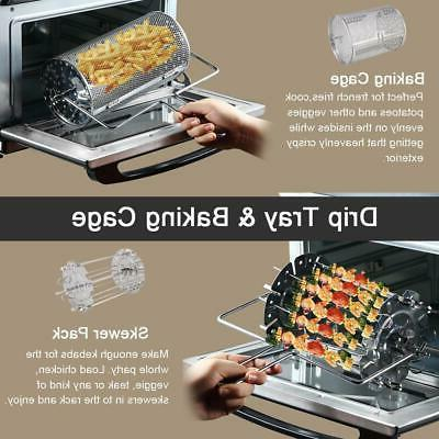 Zokop Air Toaster Roaster Rotisserie