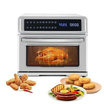Zokop Air Fryer Toaster Rotisserie &